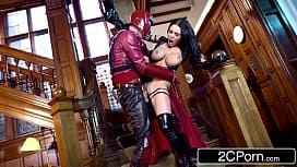 Imagen X-Men Pornoparodie: Magneto fickt Psylocke