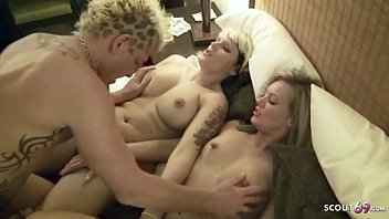 Imagen Pornoruf Dreier mit zwei sehr heißen Blondinen
